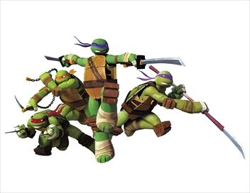 Le destin des Tortues Ninja
